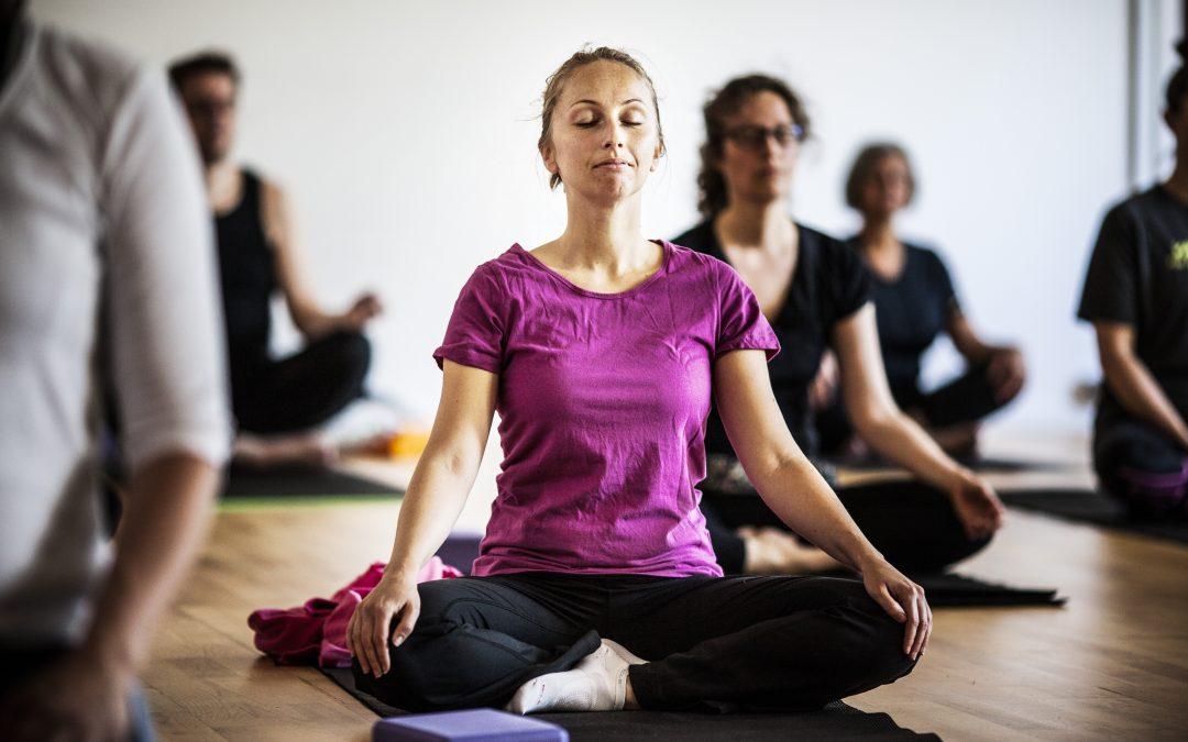 Yoga Øvet