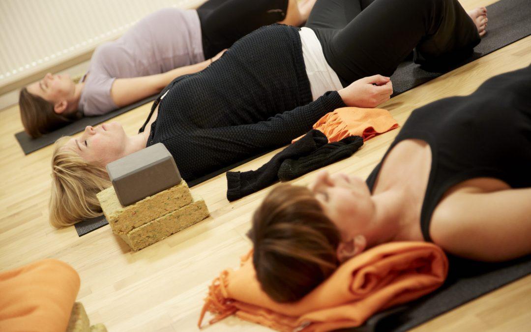Yoga Gravid
