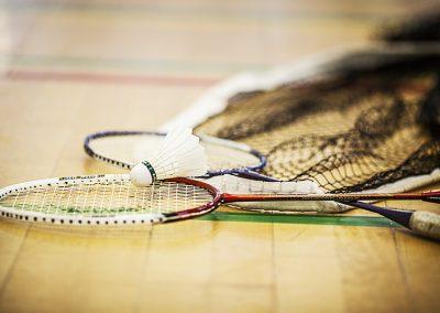 Badminton DGI-Huset Aarhus