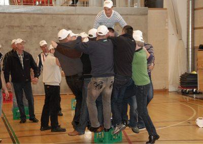 DGI-Huset Aarhus, Teambuilding