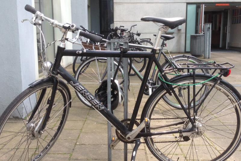 Parkering Dgi Huset Aarhus