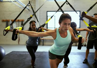 funktionel træning med egen kropsvægt