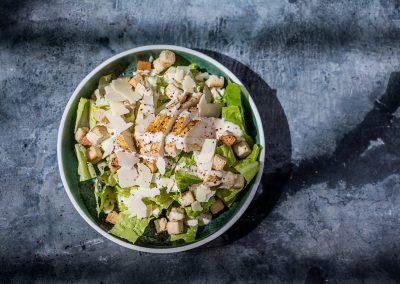 Cæsar Salat, Café DGI Huset Aarhus