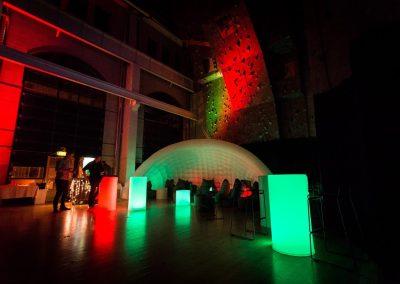 Fest - Loungeområde